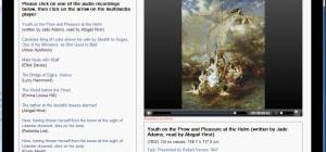 History of Art research portal screenshot