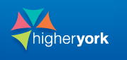 Higher York logo