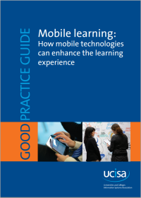 UCISA mobile case studies publication