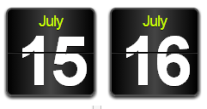 July 15th and 16th