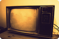 Classic style television