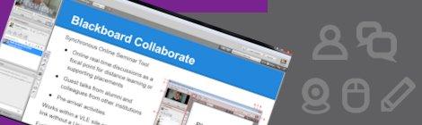 Webinars - Blackboard Collaborate