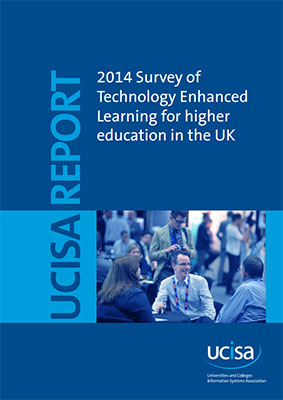 UCISA Report Document Cover