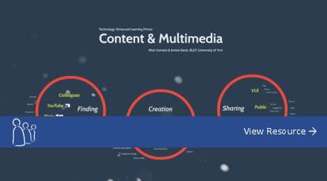 Prezi - Content and Multimedia. Click to view resource.