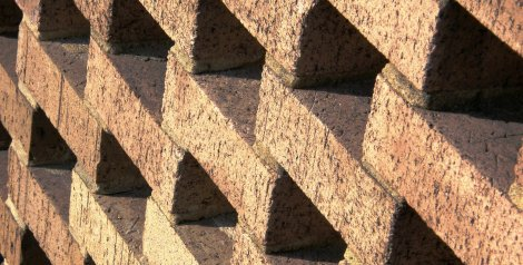 Brickwork (header image for Section 4 - Embedding online activities)