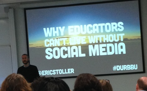 Click here to access Eric Stoller's keynote slides