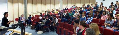 University of York Berrick Saul Auditorium