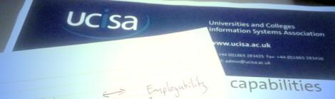 UCISA Digital Capabilities Conference