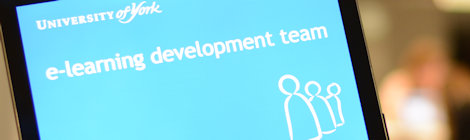 E-Learning Development Team