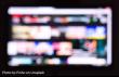 Blurred screen, photo by pinho on unsplash