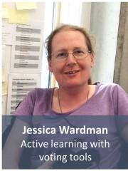 Jessica Wardman from TYMS