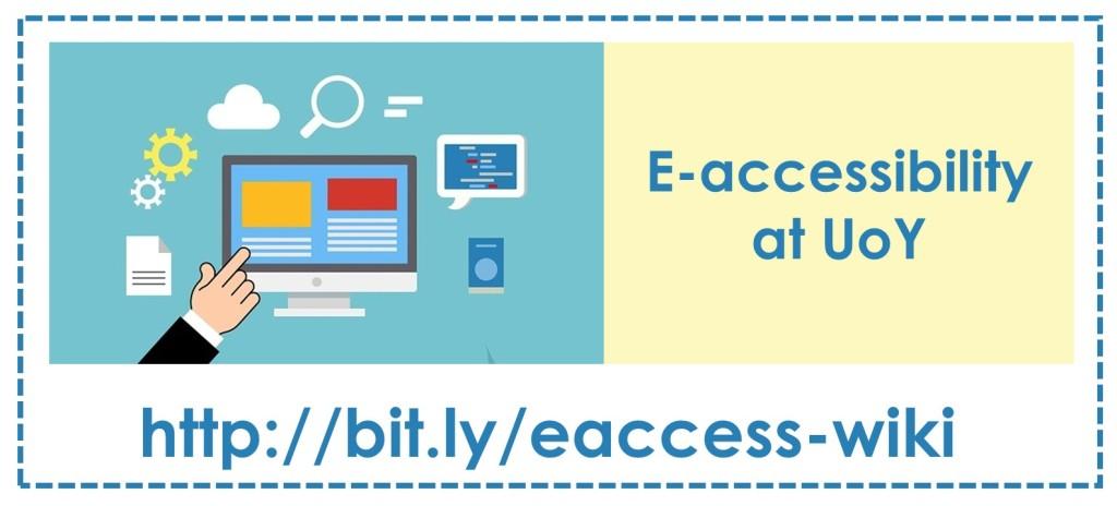 e-accessibility wiki site