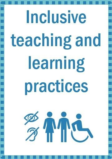 Inclusive teaching and learning practices
